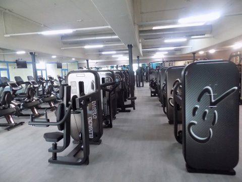 Nueva Sala de Fitness