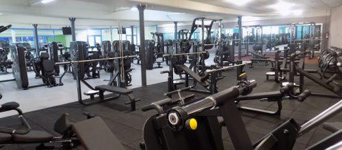 Inaugurada la nova Sala de Fitness