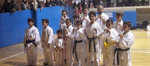 El Dojo CER a l'Entrenament de Tècnica i Campionat de Resistència de Karate Kyokushinkai