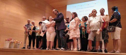El CER present a la Festa del Voluntariat de la F. Tallers
