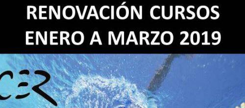 RENOVACIÓN CURSO DE NATACIÓN