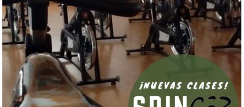 Nuevas clases de Spinning